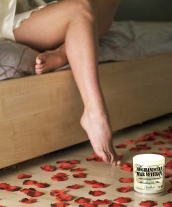 Afghanistan War Veteran Bedroom Candle