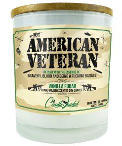 American Veteran Candle