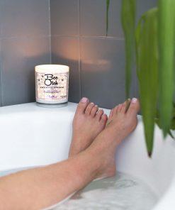 Bee Otch Bathtub Candle
