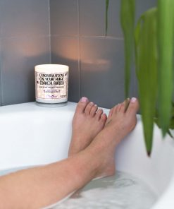 Congratulations On Your Huge Financial Burden Bathtub Candle