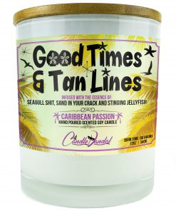Good Times and Tan Lines Candle