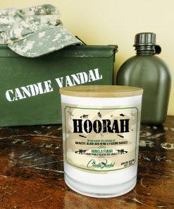 Hoorah Military Candle