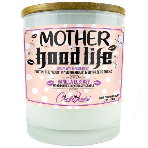 Mother Hood Life Candle