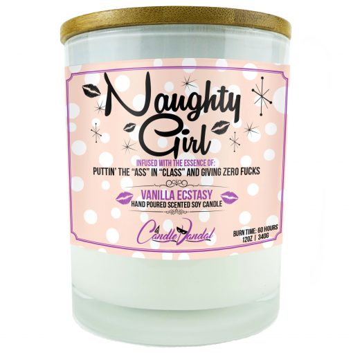 Naughty Girl Candle