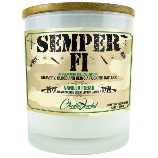 Sepmer Fi Candle