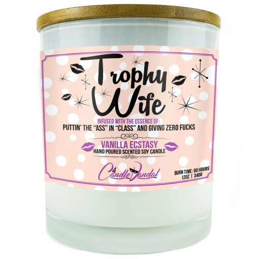 Trophy Wife Candle