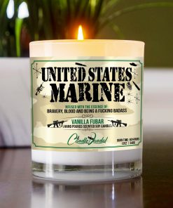 United States Table Candle