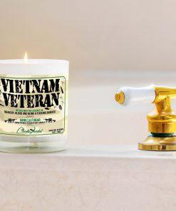Vietnam Bathtub Candle