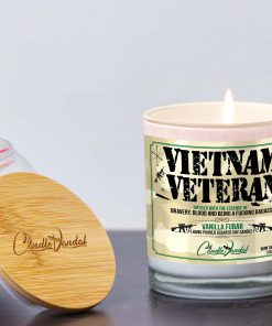 Vietnam Candle and Lid