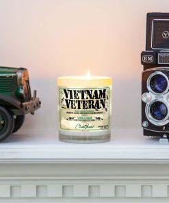 Vietnam Mantle Candle