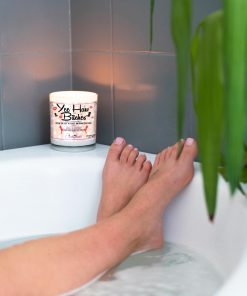 Yee Haw Bitches Funny Bathtub Candle
