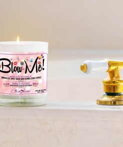 Blow Me Bathtub Side Candle