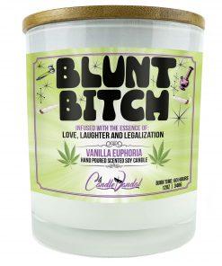 Blunt Bitch Candle