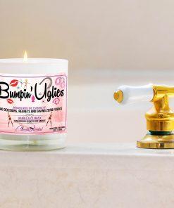 Bumpn' Uglies Bathtub Side Candle