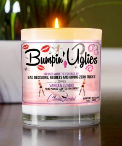 Bumpn' Uglies Table Candle