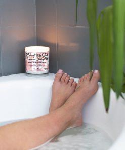 Even a Little Slut Deserves a Birthday Gift Bathtub Candle