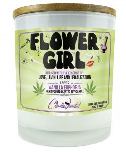 Fower Girl Candle
