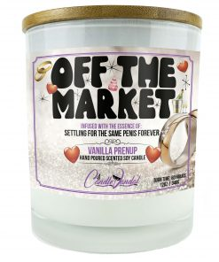Off The Market Candle